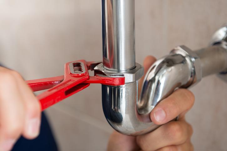Défaut d'étanchéité de canalisations : Réparation fuite d'eau