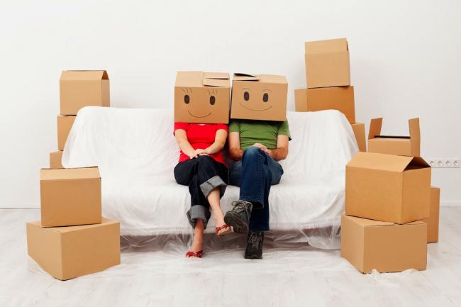 Que faire pendant son déménagement ?